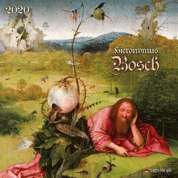 Calendar 2020  Hieronymus Bosch