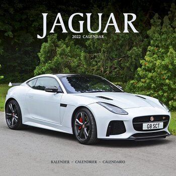 Calendar 2022 Jaguar