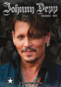 Calendar 2019  Johnny Depp