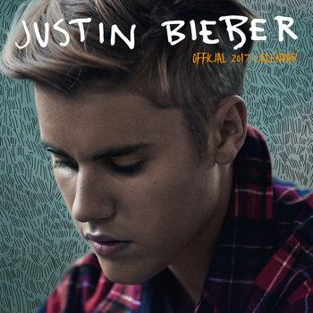 Calendar 2017 Justin Bieber