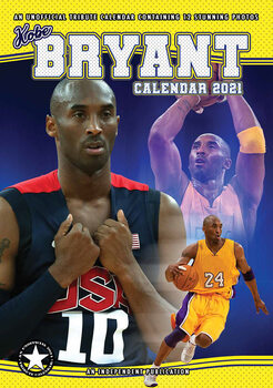 Calendar 2021 Kobe Bryant
