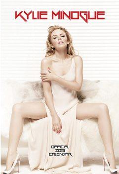 Calendar 2017 Kylie Minogue
