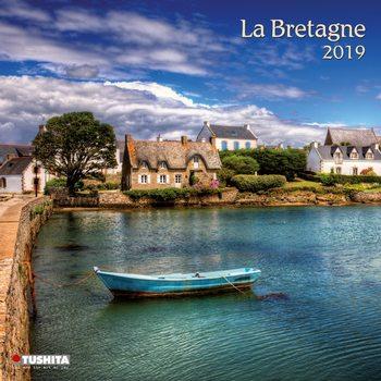 Calendar 2019  La Bretagne