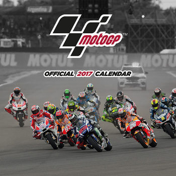 Calendar 2017 Moto GP