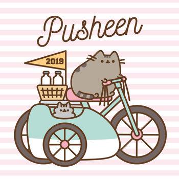 Calendar 2019  Pusheen