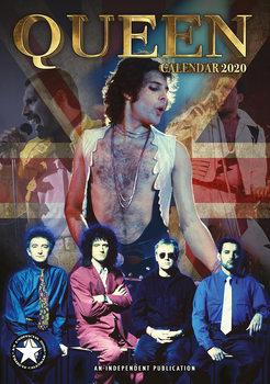 Calendar 2020  Queen