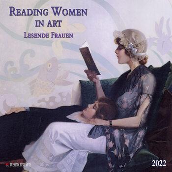 Calendar 2022 Reading Women
