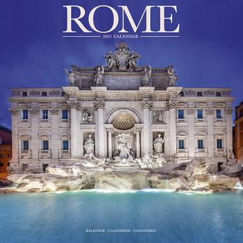 Calendar 2021 Rome