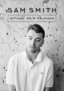 Calendar 2017 Sam Smith