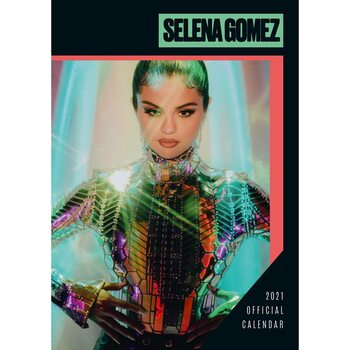 Calendar 2021 Selena Gomez
