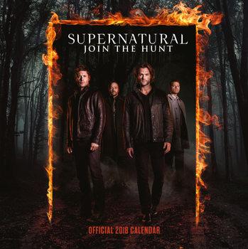 Calendar 2018 Sobrenatural