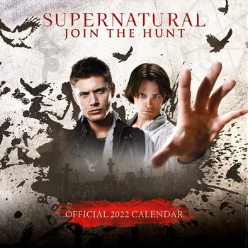 Calendar 2022 Supernatural