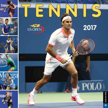 Calendar 2017 Tennis The U.S. Open