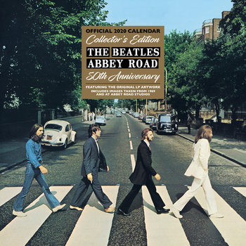 Calendar 2020  The Beatles