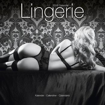 Lingerie Calendrier 2021