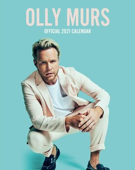 Olly Murs Calendrier 2021