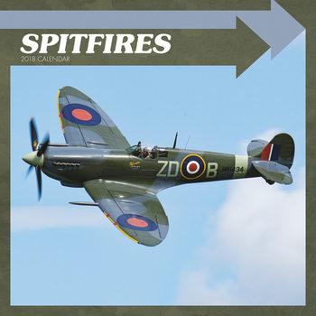 Spitfires Calendrier 2021