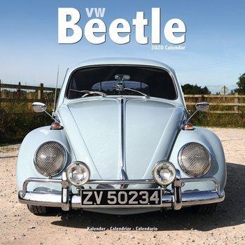 VW Beetle Calendrier 2021