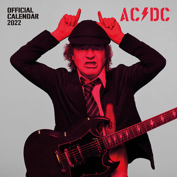 ACDC Calendrier 2022