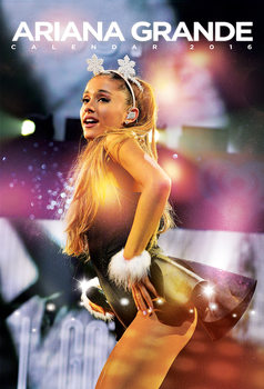Ariana Grande Calendrier 2017