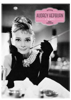 Audrey Hepburn A3 Calendrier 2017