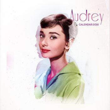 Audrey Hepburn Calendrier 2017
