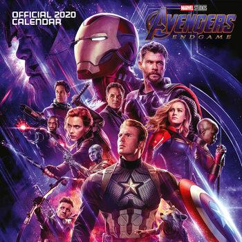 Avengers: Endgame Calendrier 2020