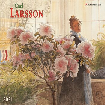 Carl Larsson Calendrier 2021