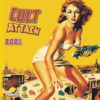 Cult Attack Calendrier 2021