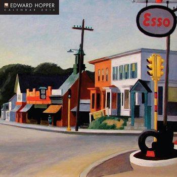 Edward Hopper Calendrier 2017