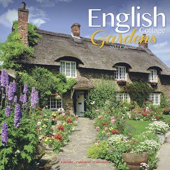 English Gardens Calendrier 2022