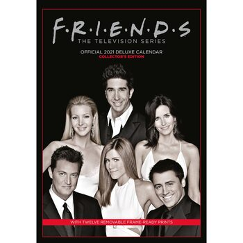 Friends - Deluxe Calendrier 2021