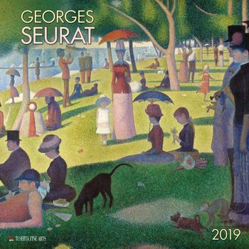 Georges Seurat Calendrier 2019