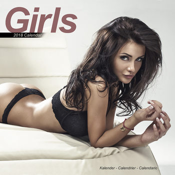 Girls Calendrier 2018