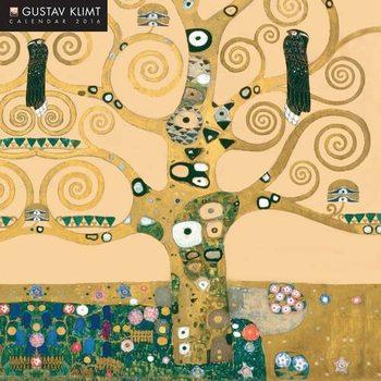 Gustav Klimt Calendrier 2017