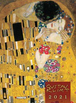 Gustav Klimt Calendrier 2021