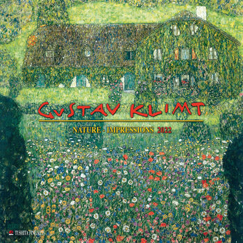 Gustav Klimt - Nature Calendrier 2022