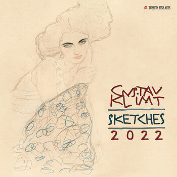 Gustav Klimt - Sketches Calendrier 2022