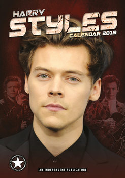 Harry Styles Calendrier 2019