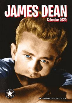 James Dean Calendrier 2020