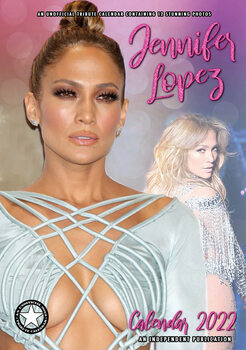 Jennifer Lopez Calendrier 2022