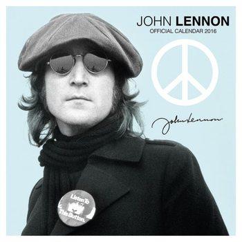 John Lennon Calendrier 2017