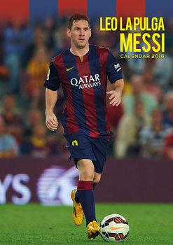 Lionel Messi Calendrier 2017