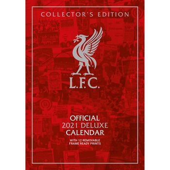 Liverpool - Deluxe Calendrier 2021