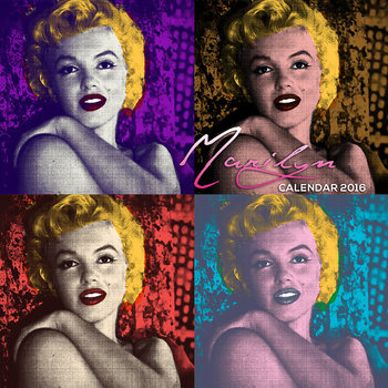 Marilyn Monroe Calendrier 2017