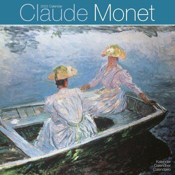 Monet Calendrier 2022