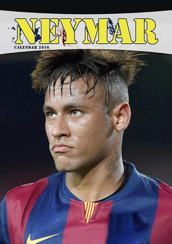 Neymar Calendrier 2017