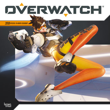 Overwatch Calendrier 2018
