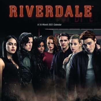 Riverdale Calendrier 2021