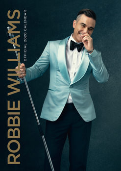 Robbie Williams Calendrier 2020